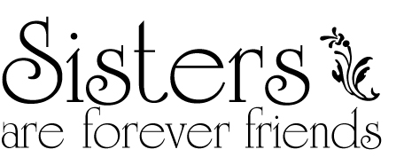 Sisters-forever