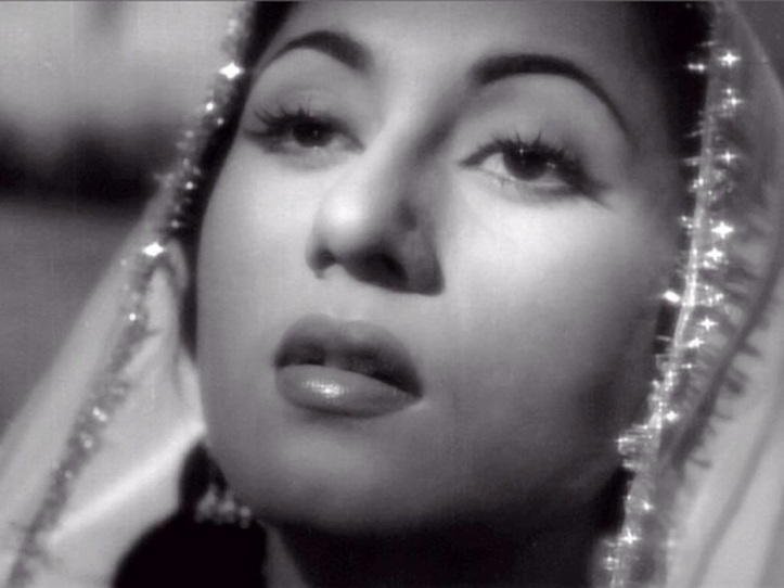 Timeless beauty Madhubala