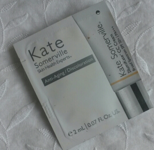 Kate Sommerville CC Cream – my Favourite