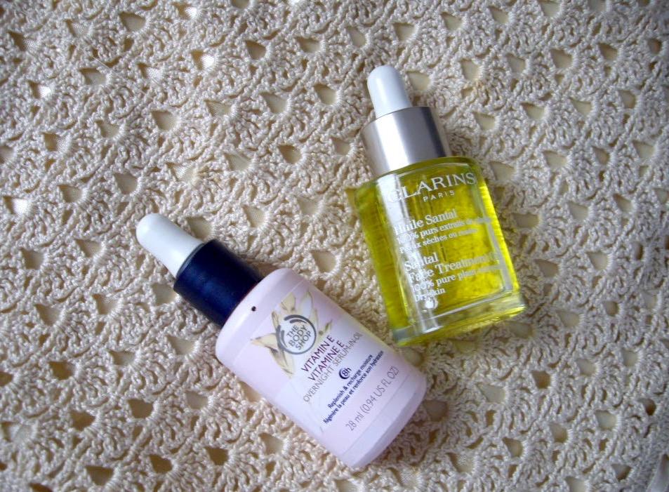 Dry Flaky Skin & FacialOils