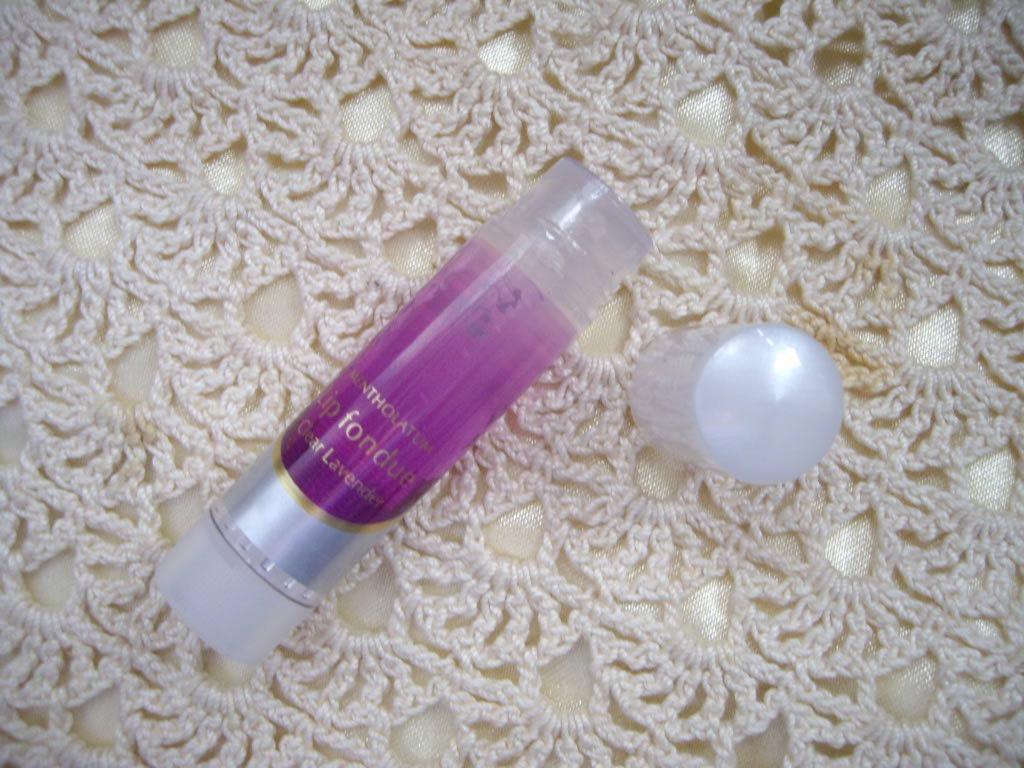 Mentholatum Lip Fondue: Use It!Wear It!