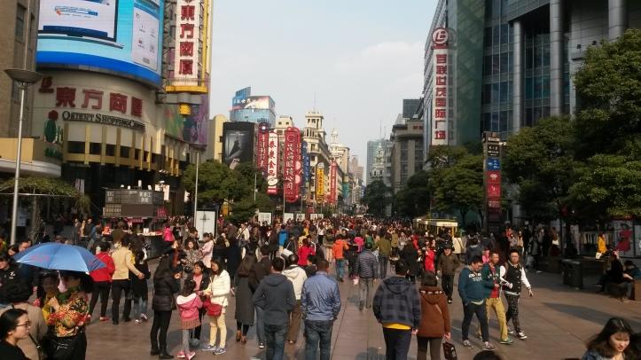 Nanjing Raod