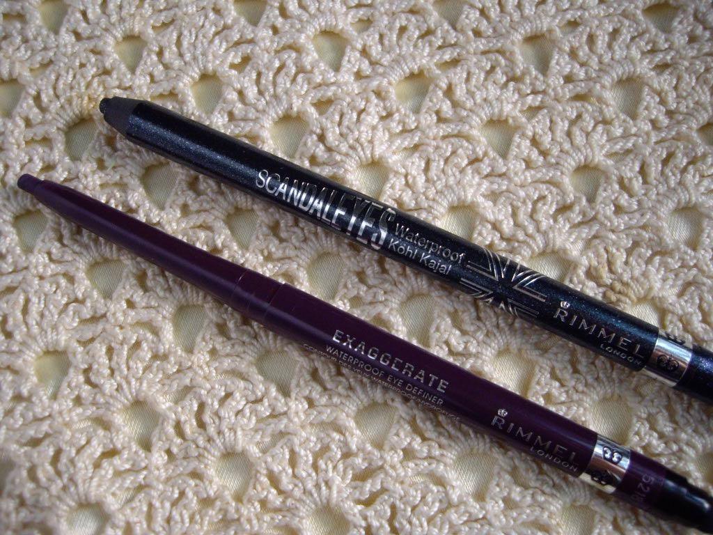 Walgreens: Rimmel Eye Pencils2