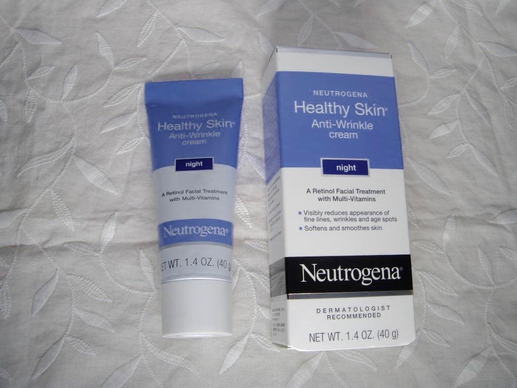 Neutrogena Anti Wrinkle. WTF Just Happened??