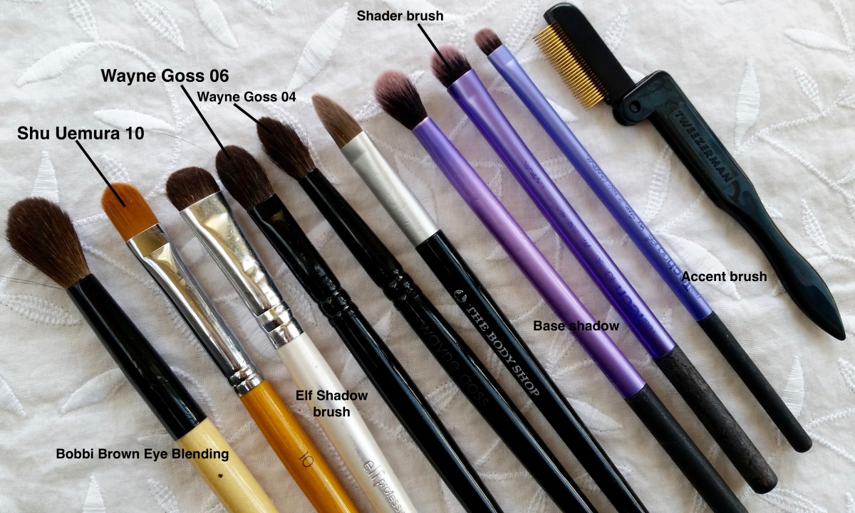 EyeBrushes