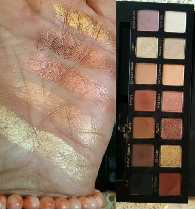 Eyeshadow ABH Soft Glam