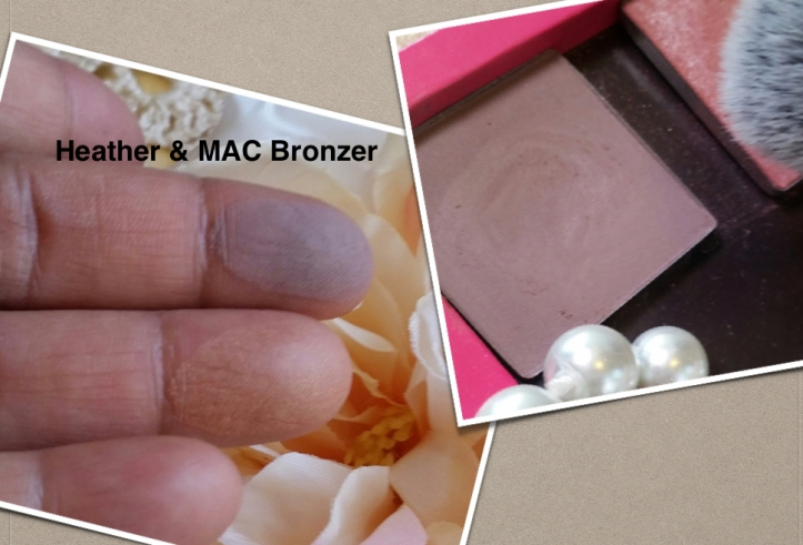 Heather Swatch and Dip NEW