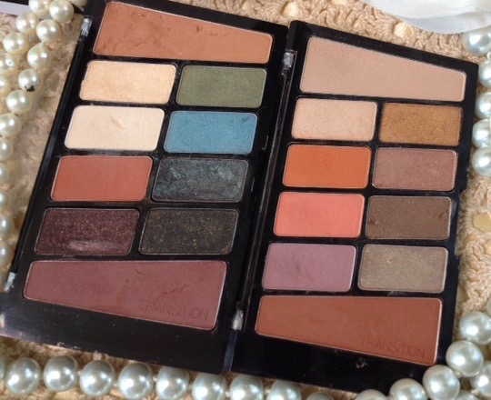 Favourite est-test Eyeshadow Palette: Wet and Wild ColorIcon