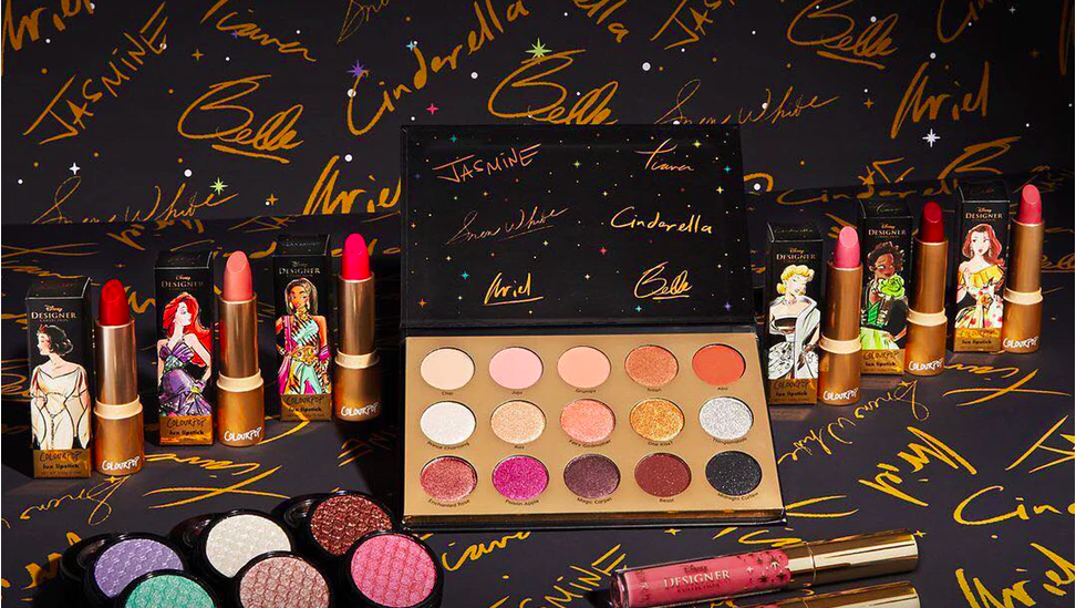 Colorpop Disney Collection: Eyeshadow & Lip Gloss; FirstImpressions
