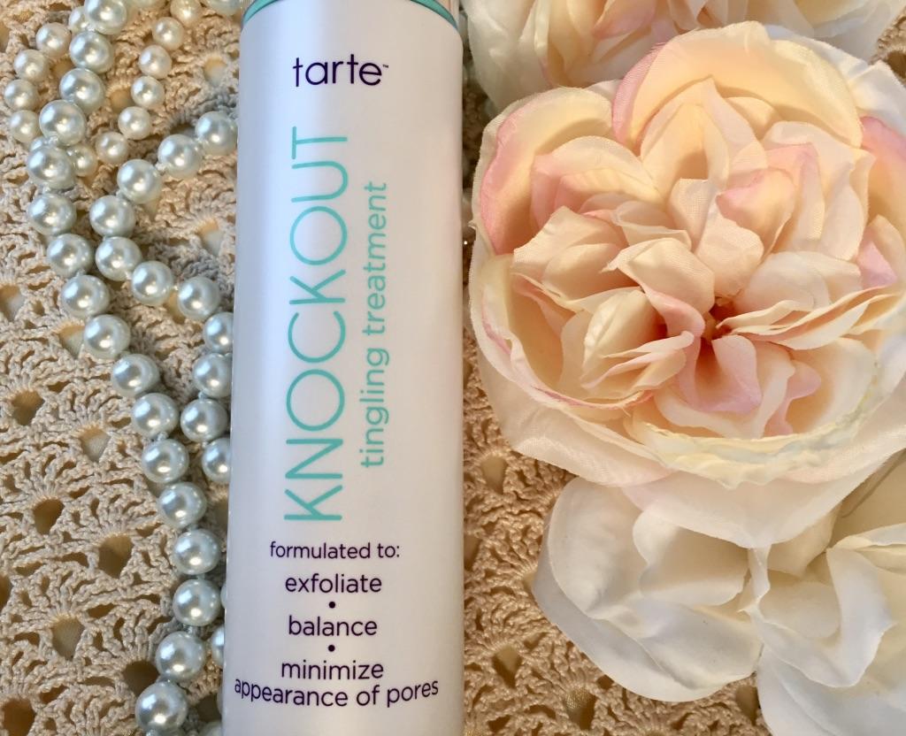 Skincare: Tarte Knockout Tingling TreatmentToner